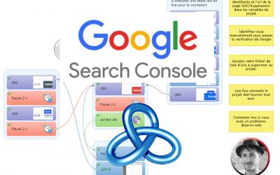 Supprimer vos urls de Google avec Zennoposter