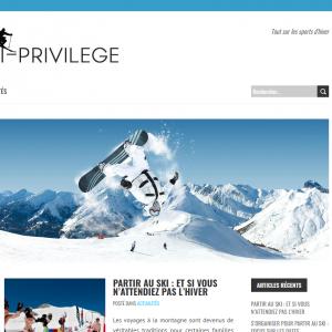 Skiprivilege.fr